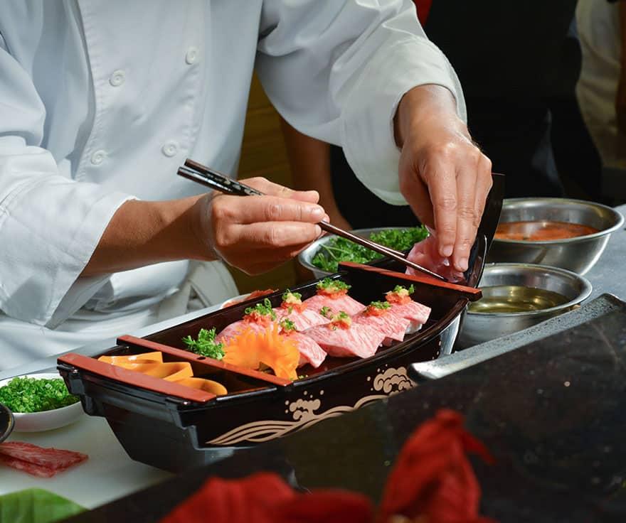 Accademia del lavoro corso di cucina giapponese for Corso di cucina giapponese