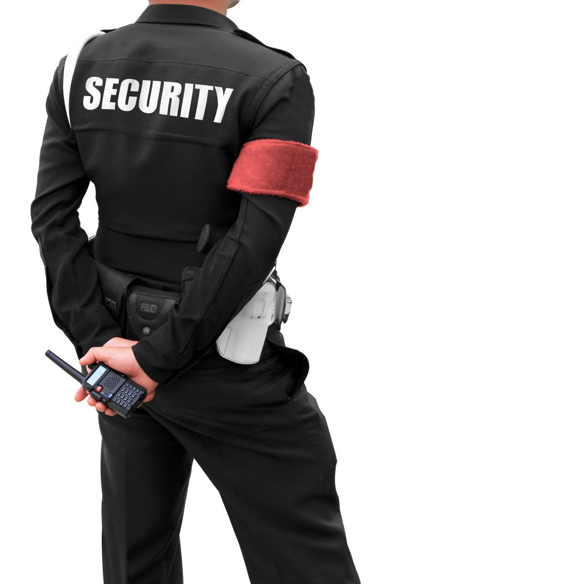equipaggiamento di una guardia giurata particolare accademia del lavoro jpg