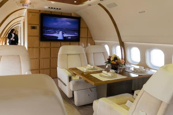 aereo più lussuoso al mondo accademia del lavoro