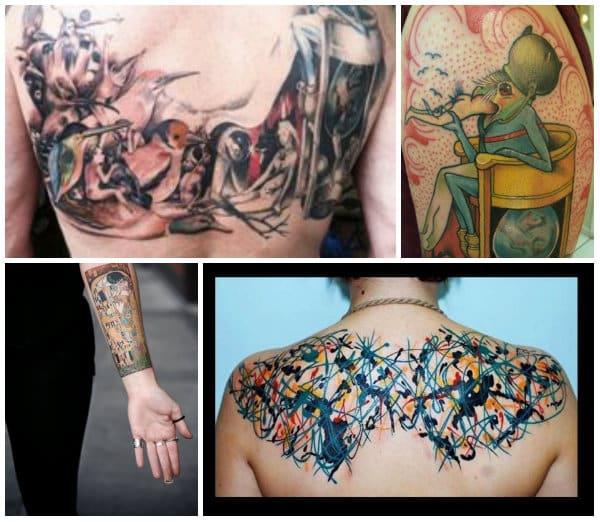 tatuaggi artistici accademia del lavoro 8