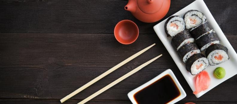 Un po' di storia del sushi: le curiosità della cucina giapponese
