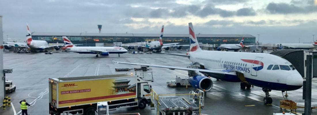 Addetto di scalo aeroportuale: i 3 aeroporti più grandi d'Europa