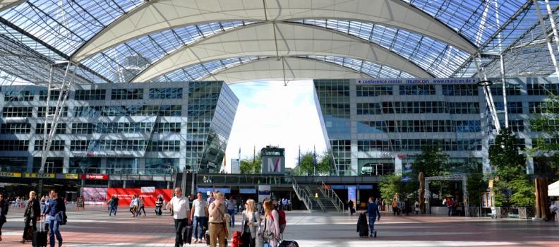 L'aeroporto di Monaco di Baviera: una vera e propria città aeroportuale