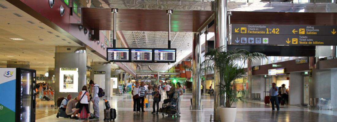 Aeroporto del Sur, Tenerife: l'ampliamento.