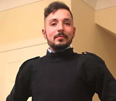 """Federico trova lavoro come guardia non armata, """"Un corso specifico per una nuova vita"""""""