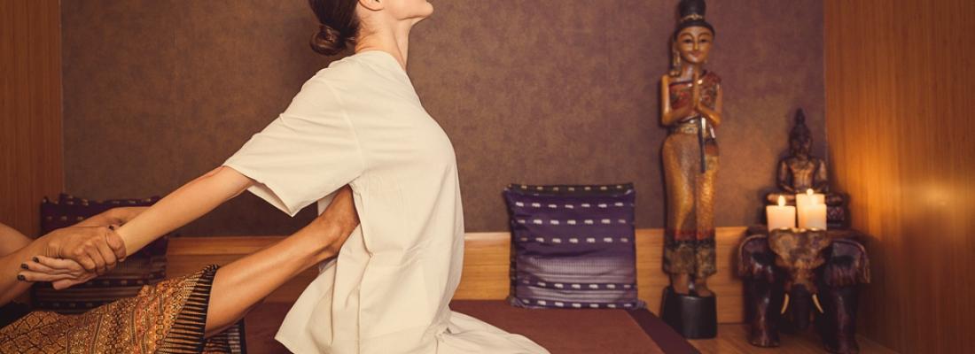 Le origini del massaggio thailandese