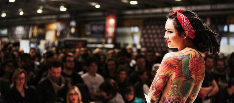 Tre giorni di tattoo a Milano: la convention 2017