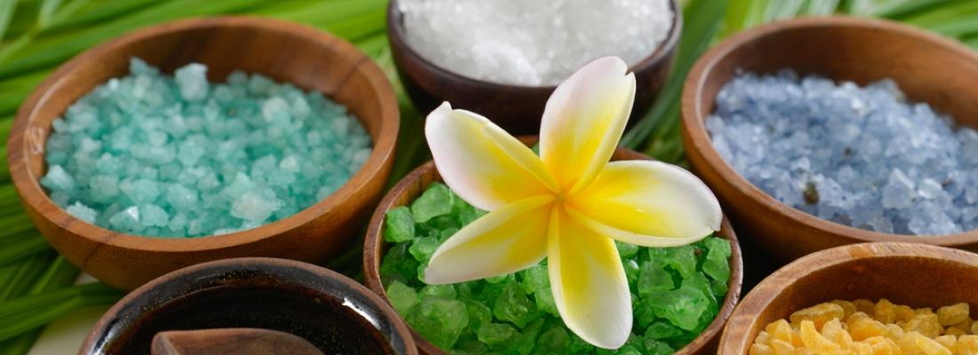 Il sale della bellezza: cure e rimedi naturali