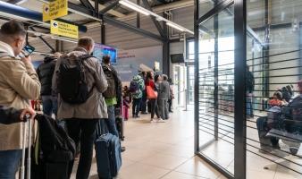 Scanner 3d contro le code in aeroporto: ora è realtà