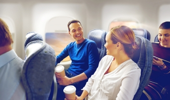 Поиск любви в полете, 1 на 50 преуспевает: приложения, которые соединяют путешественников