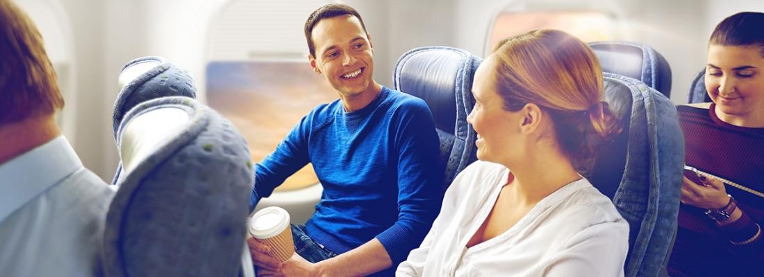 Trovare l'amore in volo, 1 su 50 ci riesce: le app che mettono in contatto i viaggiatori