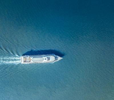 La prima nave a energia eolica si chiama Viking Grace.