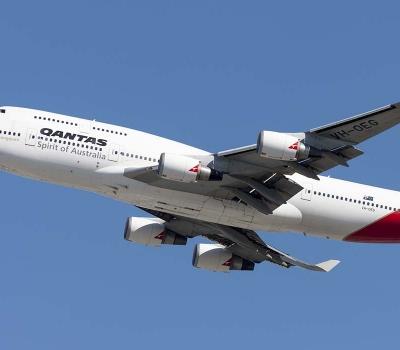 Volo diretto Australia-Inghilterra: viaggio di 17 ore grazie alla Qantas
